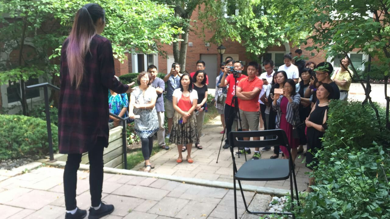 Photos for Aug 13: Our Stories project at CCAA